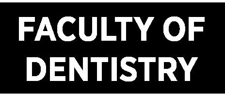 KOSTU | Faculty of Dentistry