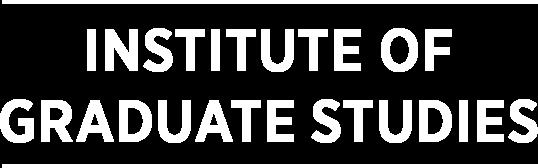 KOSTÜ | Graduate Education Institute